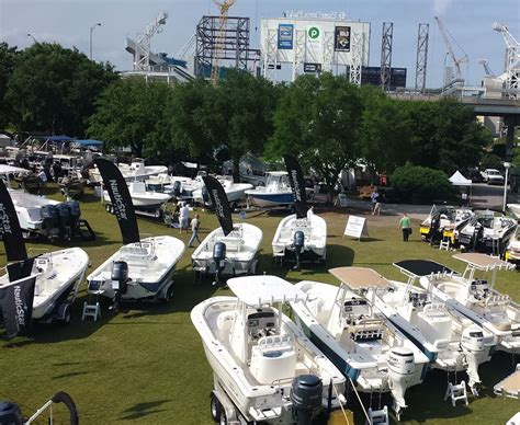Jacksonville Boat Show 2017 by The 19th Annual Southeast Us Boat Show April 10 11 12