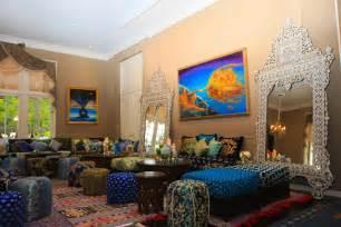 Moroccan Themed Room Decor
