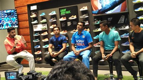 nike opens  largest store  india  special