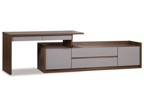 meuble tv et bureau meuble design bureau 150 modulable de la collection