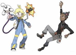 pokemon x and y gym leaders images