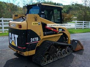 2006 Caterpillar 247b Skid Steer Cat