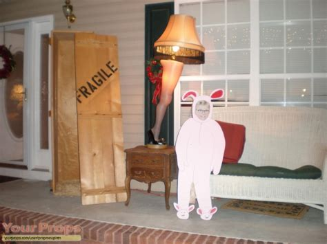 A Christmas Story Full Size Fragile Crate (fra-gilly) For