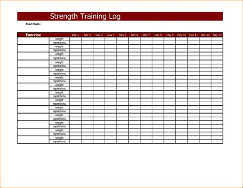 Personal Trainer Templates Free by Spreadsheet Template Spreadsheet Templates For