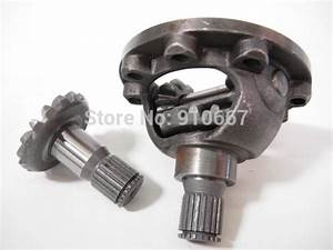 Huaihai 800cc Engine Parts Differential For Roketa  Goka