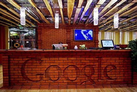 Google Russia Offices : Technology And Creativity In Russian Google Offices