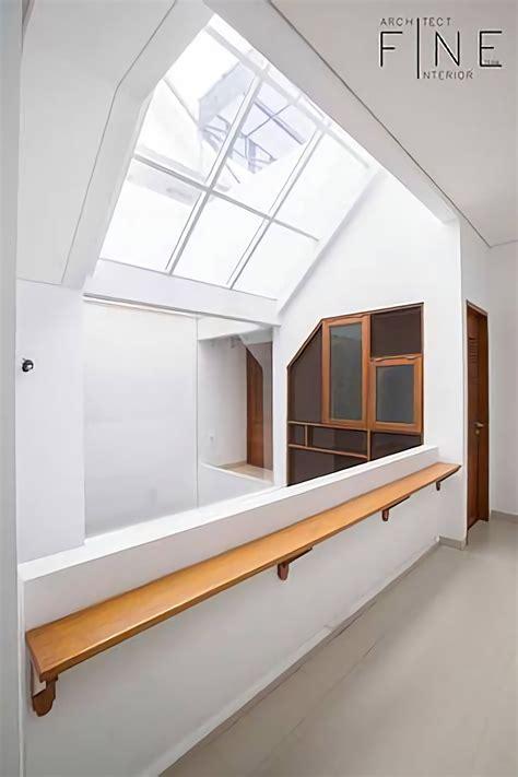 desain skylight  membuat rumah minimalis