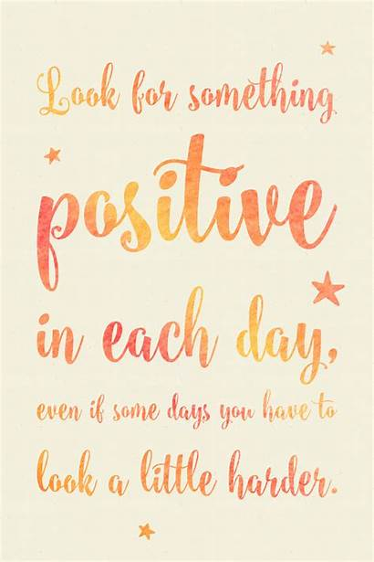 Positive Quotes Printable Something Each Quote Inspirational