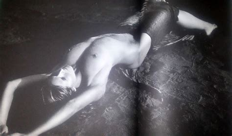 Model Heidi Klum Nude And Her New Intimates Campaign Pics