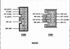 Ford F150 Radio Wiring Harness Diagram