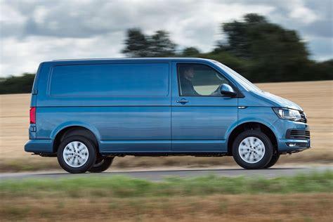Volkswagen Transporter Van Dimensions (2015-on), Capacity