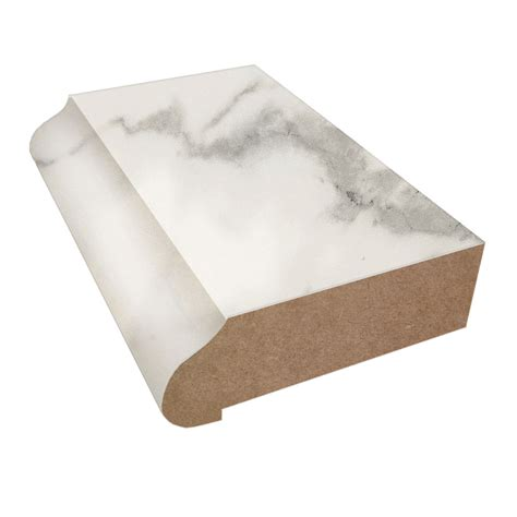 laminate countertop edge strips ogee edge laminate countertop trim calacatta marble