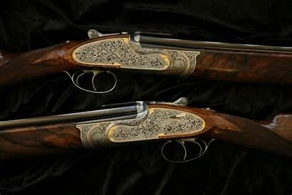 Holland Shotgun Boss Ga Weapons 4k Shotguns