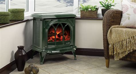 Gazco Huntington Electric Stove-york Fireplaces & Fires