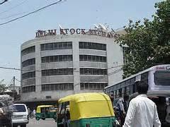 delhi stock exchange    regional stock