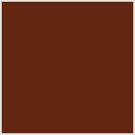 redwood color 612711 hex color rgb 97 39 17 orange redwood