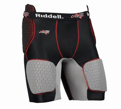 Riddell Girdle Padded Power American Football Youth