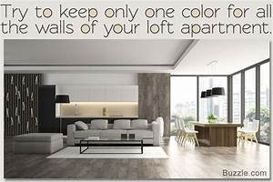 Loft Decorating Ideas That Truly are Things of Beauty