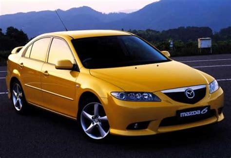 Used Car Review Mazda 6 2002-2004