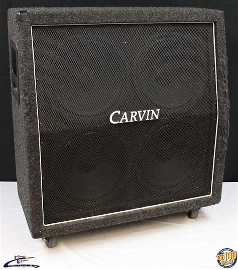 carvin legacy cabinet 4x12 carvin v412 4x12 guitar amplifier speaker cabinet works