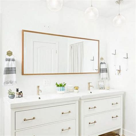 Modern Bathroom Ikea by Ikea Hack Modern Bathroom Inspiration Guest Bathroom Is