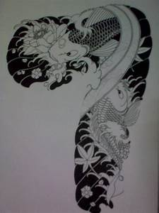 Koi Tattoo Vorlagen : tattoo ideas by pauline chandler amorphoto ~ Frokenaadalensverden.com Haus und Dekorationen