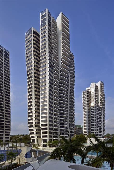 Leedon Singapore Residential Towers Zaha Hadid