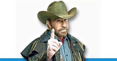 chuck norris hometown chuck norris launches his caign trigger the vote to