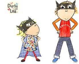 Charlie and Lola Disney Junior