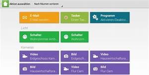 Rolladen Per App Steuern : heimautomatisierung archos smart home im test ~ Markanthonyermac.com Haus und Dekorationen