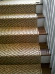 Sisal Escalier by Choosing A Stair Runner Some Inspiration And Lessons