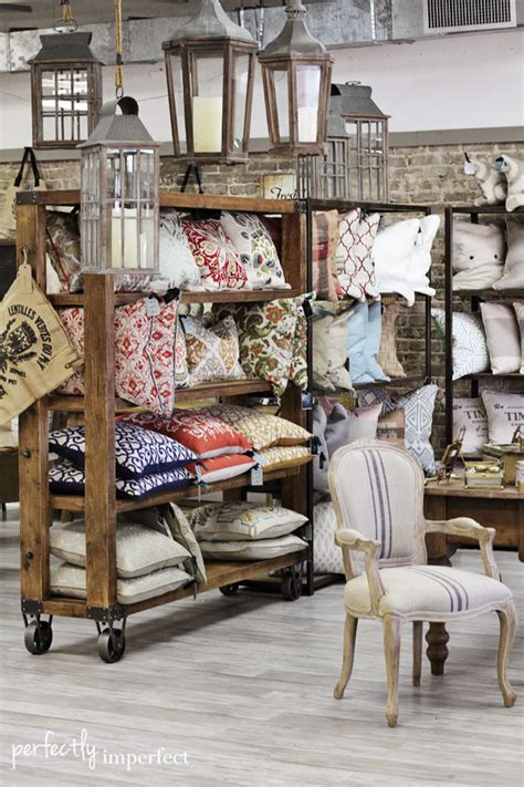 shop talk new in the shop this week rolling shelves perfectly imperfect and pallets