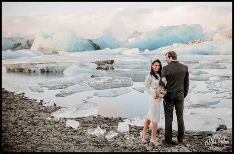 wedding proposals iceland wedding anniversary at jökulsárlón glacier lagoon iceland wedding planner and photographer