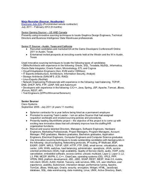 Oracle Ebs Developer Resume by Brent Rogers 2012 Resume