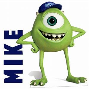 How to Draw Mike Wazowski from Monsters University Drawing ...