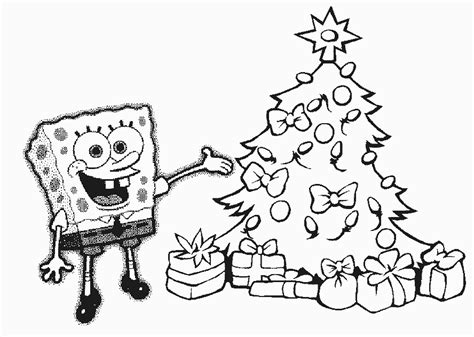 Spongebob Squarepants Coloring Pages Free - Eskayalitim