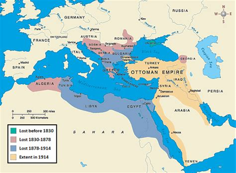 Ottoman Empire World War 1 by How Was World War 1 The Straw For The Ottoman Empire