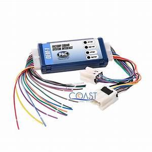 Car Radio Replacement Oem Radio Amplifier Interface Kit