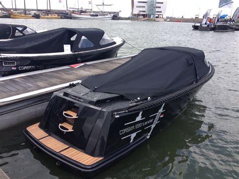 Sloep Trailer Occasion by Corsiva 590 Tender Verschuur Watersport