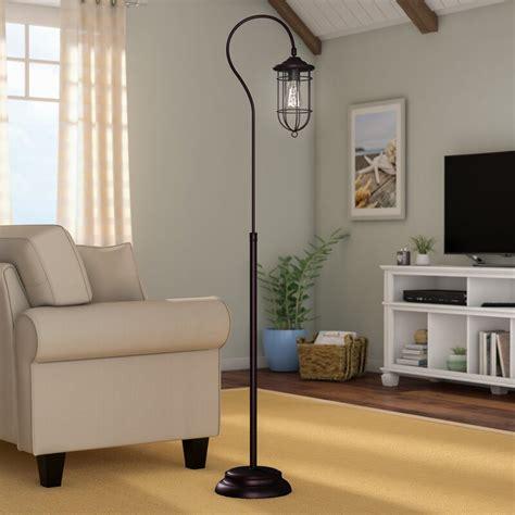 beachcrest home samsula  arched floor lamp reviews wayfair