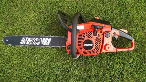 Echo CS 370 16 in. 36 cc gas Gas Chainsaw review
