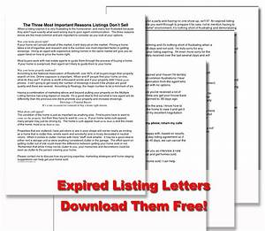 real estate marketing With real estate letters to get listings