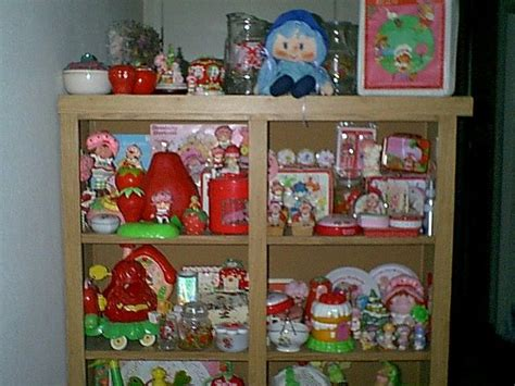 strawberry shortcake collection toy rooms