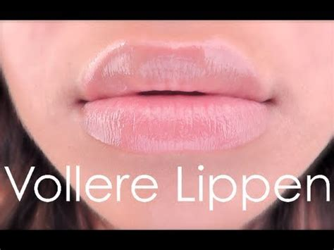 tipp fuer vollere lippen youtube