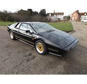 1985 Lotus Esprit Turbo  Bridge Classic Cars
