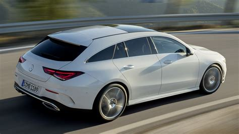 mercedes benz cla class shooting brake amg