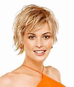 Coupe Courte Visage Ovale : coupe courte visage ovale cheveux fins ~ Melissatoandfro.com Idées de Décoration