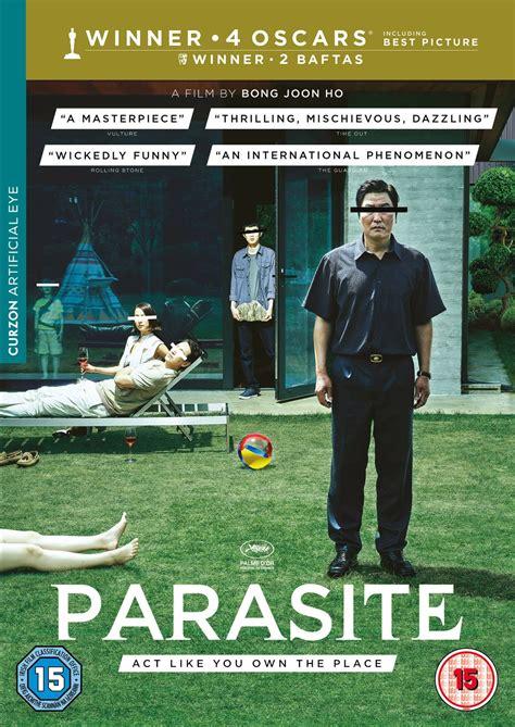Parasite | DVD | Free shipping over £20 | HMV Store