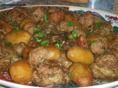 recette de cuisine facile et rapide algerien recettes de tadjine