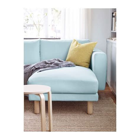 ikea chaise longue and birches on